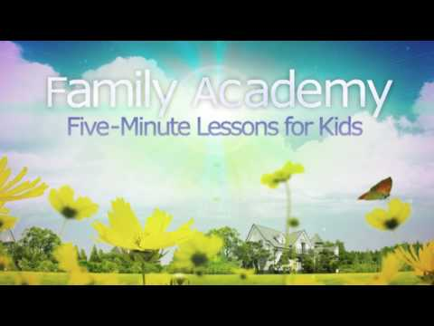 Caring for the Community: A Family Academy Video