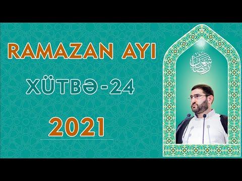 Fatimeyi-Zəhra (s.ə) Məscidi - Ramazan Məclisləri (07.05.2021)