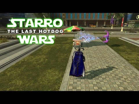 DC Universe Online: Starro Iconic Locations