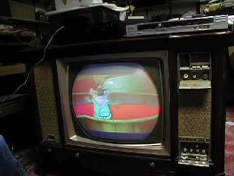 1964 Zenith Color Tv