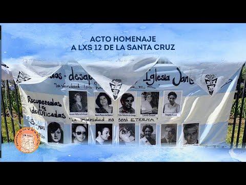Cristina Kirchner recordó a las víctimas de la dictadura militar