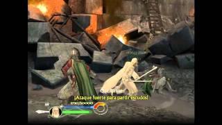 Live Gameplay - El señor de los anillos - El Retorno del Rey - Comienzo/Abismo de Helm