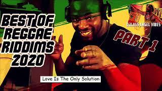 New Reggae Best Of 2020 Riddims (Part 1) Feat. Chris Martin, Romain Virgo, Busy Signal (June 2020)