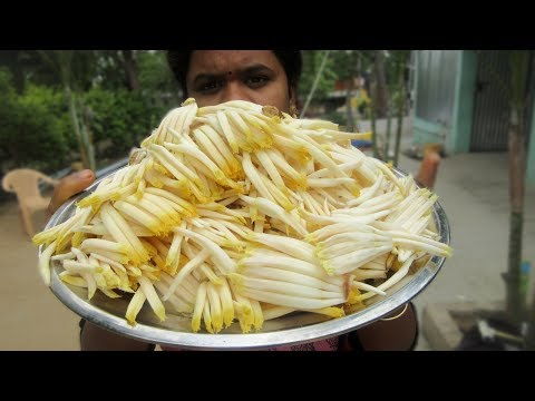 Awesome Cooking  BANANA FLOWER Recipe - VILLAGE FOOD