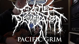 "Cattle Decapitation ""Pacific Grim"" play through"