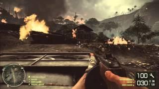 battlefield bad company 2 vietnam gameplay (2016)