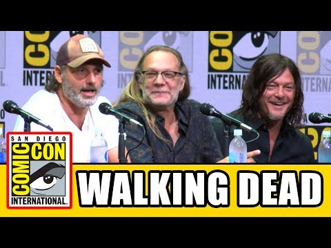 THE WALKING DEAD Comic Con 2017 Panel - News, Season 8 & Highlights