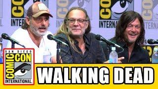 THE WALKING DEAD Comic Con 2017 Panel - Season 8, News & Highlights