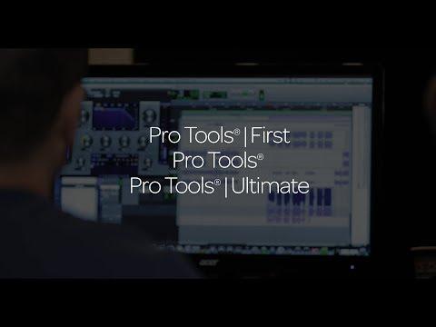 Meet the New Pro Tools Family