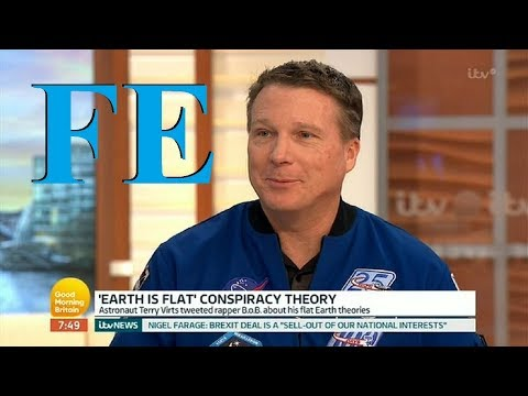 Flat Earth interview Piers Morgan, Terry Virts, & Mark Sargent AUDIO ✅ thumbnail