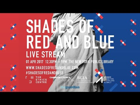 Shades of Red & Blue - Uniting our Divided Nation
