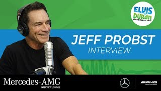 Jeff Probst Reveals Which Famous Host Almost Got His Job On 'Survivor' | Elvis Duran Show