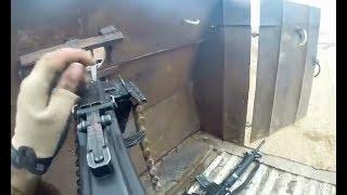 Battle footage from Hajin of Deir ez Zor province, | December 2018 | Syria