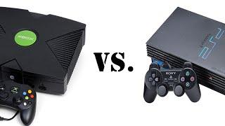 XBOX Original Часть 3: XBOX vs PS2 в играх
