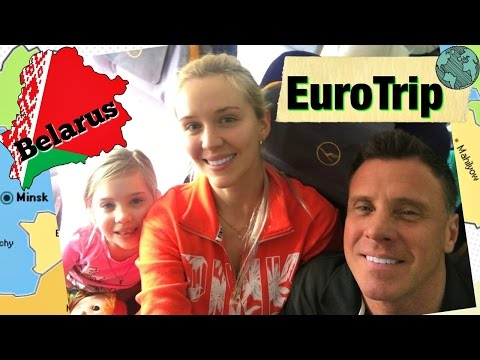 EURO TRIP | BELARUS | FAMILY REUNION | MEMORIES | TOY DAYCARE VLOG