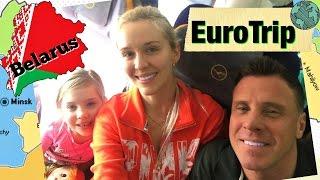 EURO TRIP   BELARUS   FAMILY REUNION   MEMORIES   TOY DAYCARE VLOG