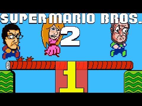 Let's Play Super Mario Bros 2 Part 1 - Birdo's Secret