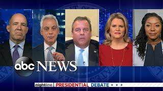 Experts break down the biggest moments of Trump, Biden's final presidential debate | Nightline