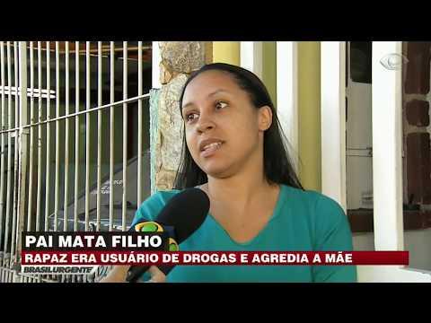 Pai Mata Filho Durante Briga Em São Paulo