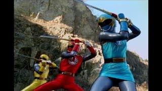 Video Power Rangers Ninja Storm - First Morph and Battle | Episode 1 download MP3, 3GP, MP4, WEBM, AVI, FLV November 2019