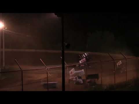 Legendary Hilltop Speedway OVSCA Feature 6-15-18