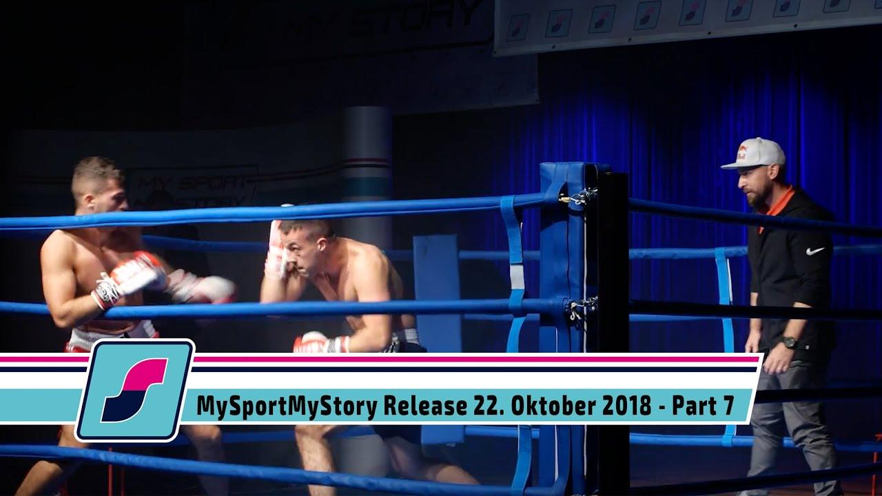 MySportMyStory Release am 22. Oktober 2018 - Part 7 - Showkampf