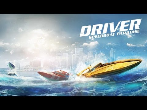 Driver Speedboat Paradise (by Ubisoft) - iOS / Android - HD (Sneak Peek) Gameplay Trailer