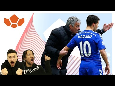 Mourinho Pushing Hazard to PSG | Comments Below