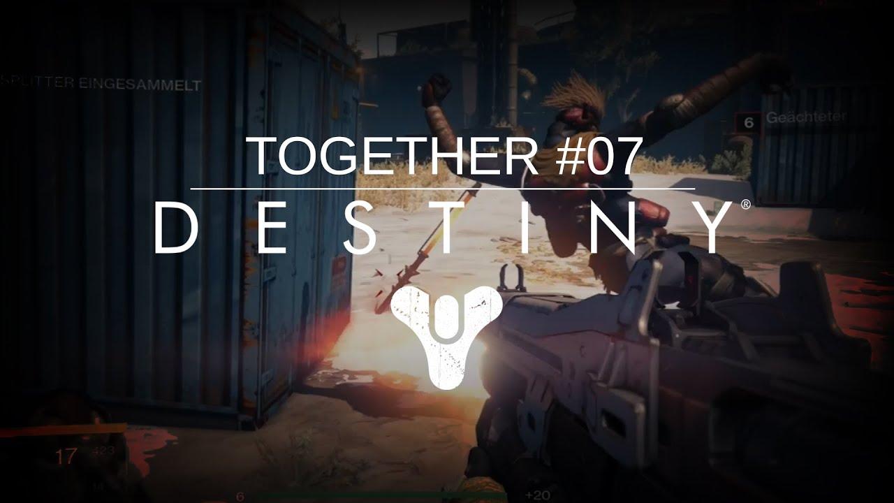 #07 ★ Die Mühsal der Sterblichen : Destiny [PS4] - YouTube