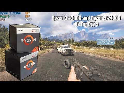 Can AMD's Ryzen APUs Run Far Cry 5?