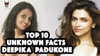 Top 10 Facts You Didn't Know About Deepika Padukone - Badass
