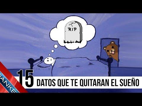 15 DATOS INQUIETANTES QUE TE QUITARAN EL SUEÑO