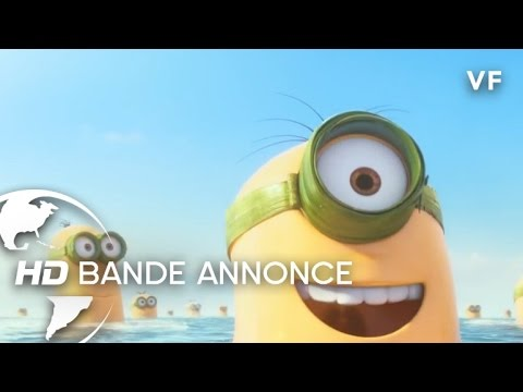 Les Minions / Bande Annonce officielle VF [Au cinéma le 8 juillet 2015]
