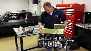 The Ultimate Small Block Stroker Engine Build -- Part 3