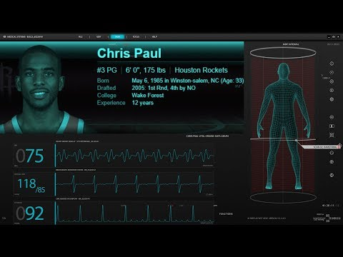 CP3 Hamstring Injury EXPLAINED SCIENTIFICALLY (Will CP3 Play Game 7)