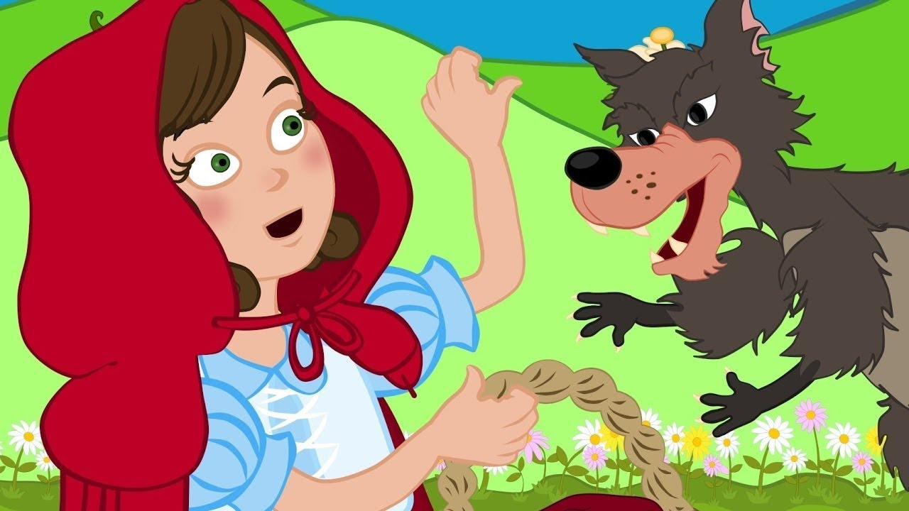 Красная Шапочка и Серый Волк сказка | Сказки для детей | Мультик | сказки на ночь