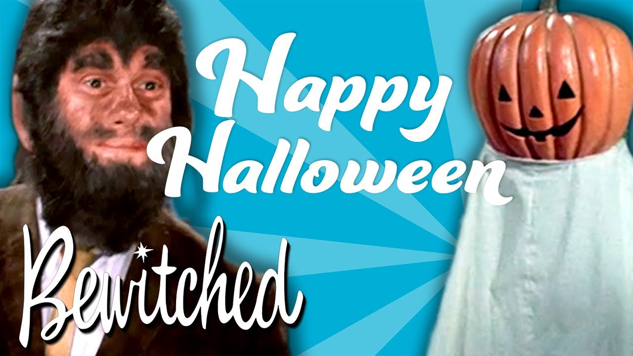 Best Halloween Moments | Bewitched