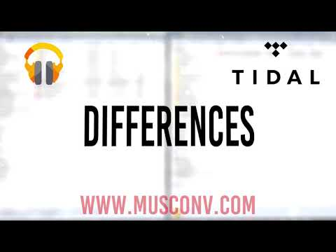 Google Play Music vs Tidal: Which is the best music-streaming service?( 2018 review )