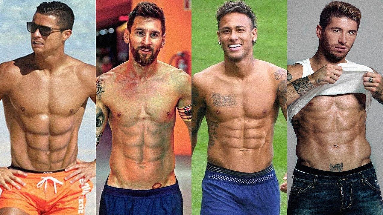 Famous Football Stars Transformation ★ 2018