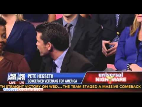 Pete Hegseth destroys Jehmu Green - I have to sit here & listen to someone call Ted Cruz a terorist
