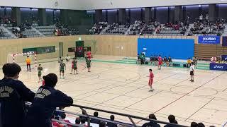 2019高校選抜男子準決勝 香川中央VS不来方 前半①