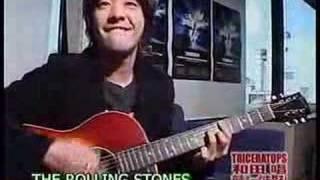 トライセラトップス和田唱の音楽ルーツを探る(The Rolling Stones編)