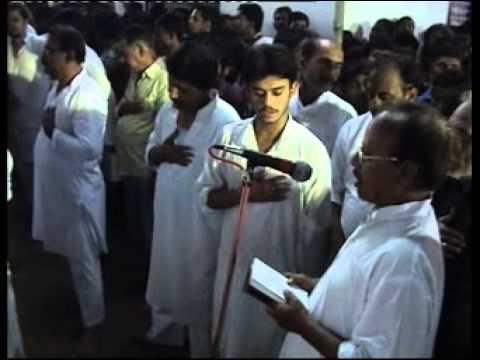 8 muharram 2014-15 part-3 NAWADA AZADARI-2014-15