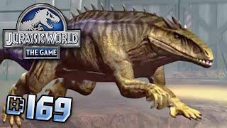 Strongest Amphibian Hybrid!! || Jurassic World - The Game - Ep 169 HD