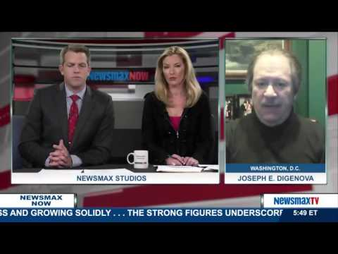 Newsmax Now | Joseph E. diGenova discusses Hillary Clinton's emails
