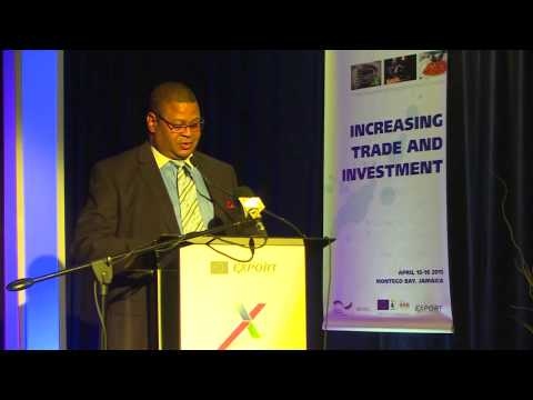 Caribbean Exporter of the Year Awards pt1