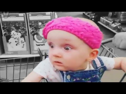 You will have TEARS IN YOUR EYES FROM LAUGHING - The FUNNIEST Babies compilation