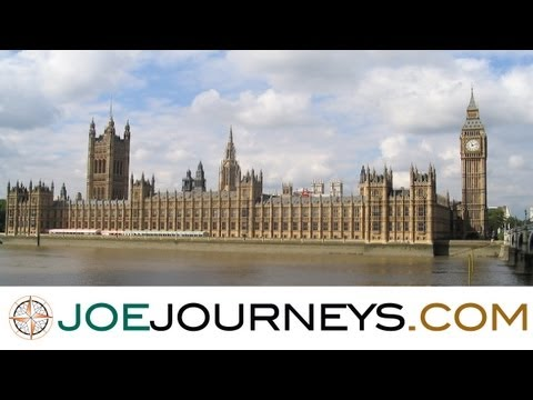 London - England  |  Joe Journeys