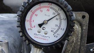 Мерседес 126 300 Д ,замер компрессии .