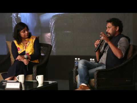 Knowledge Series 2015 - SHOOJIT SIRCAR - A Journey in Storytelling